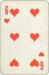 Six of Hearts