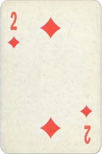 Two of Diamonds